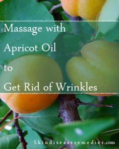 apricot oil for wrinkles