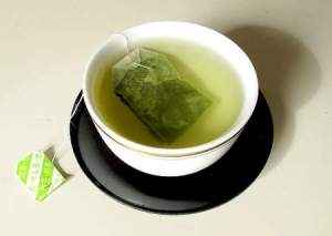 green tea to treat rosacea