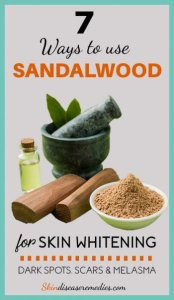 How to Use Sandalwood for Skin Whitening – 7 DIY Recipes (No. 4 is Best)