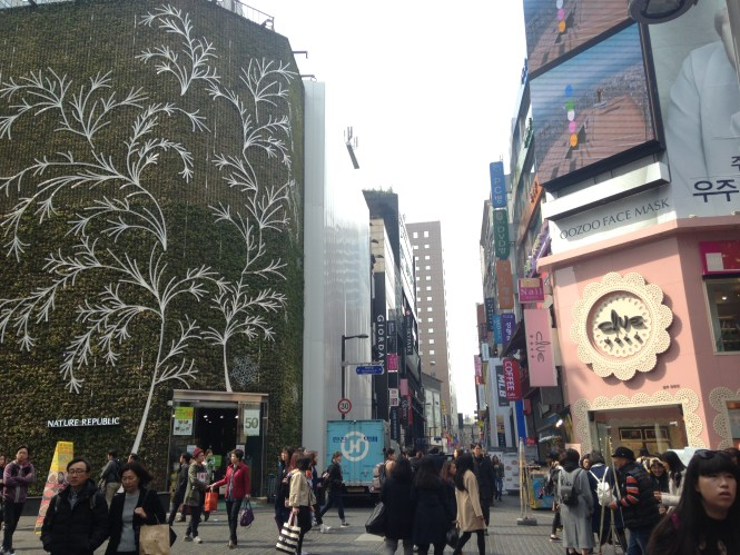 383f342bdd2 Myeongdong…or paradise as it s known to K-Beauty shoppers. If you want to  buy cosmetics in Korea