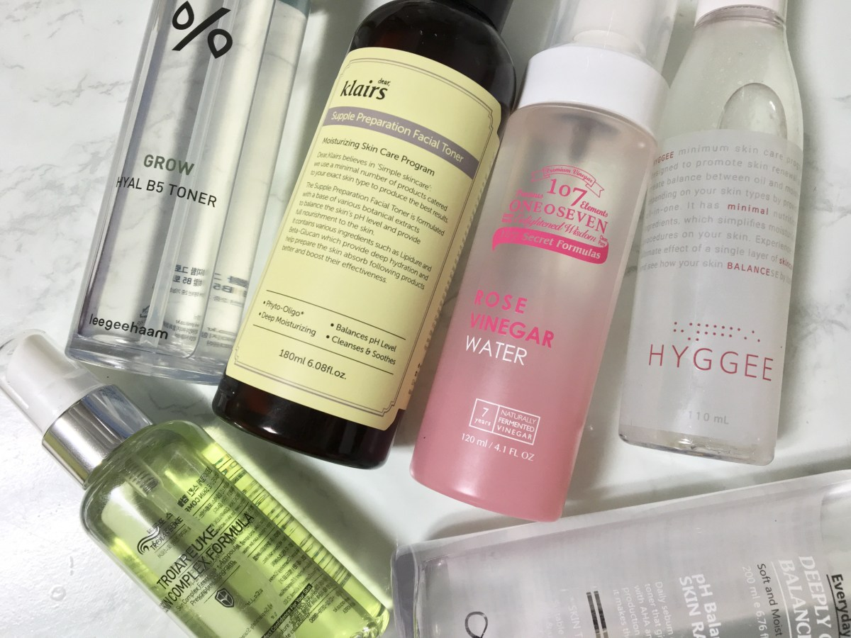 The Best Korean Skincare Products I've Found for Winter 2017