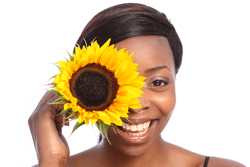 Sunflower_Woman