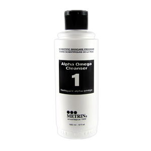 Skincare for Men - Alpha Omega Cleanser