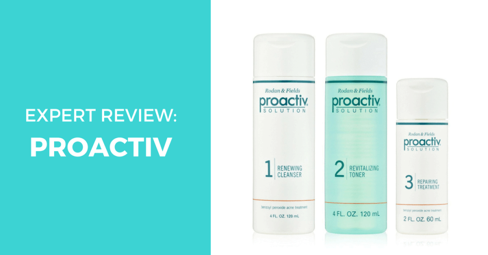 Review on Proactiv solutions acne treatment