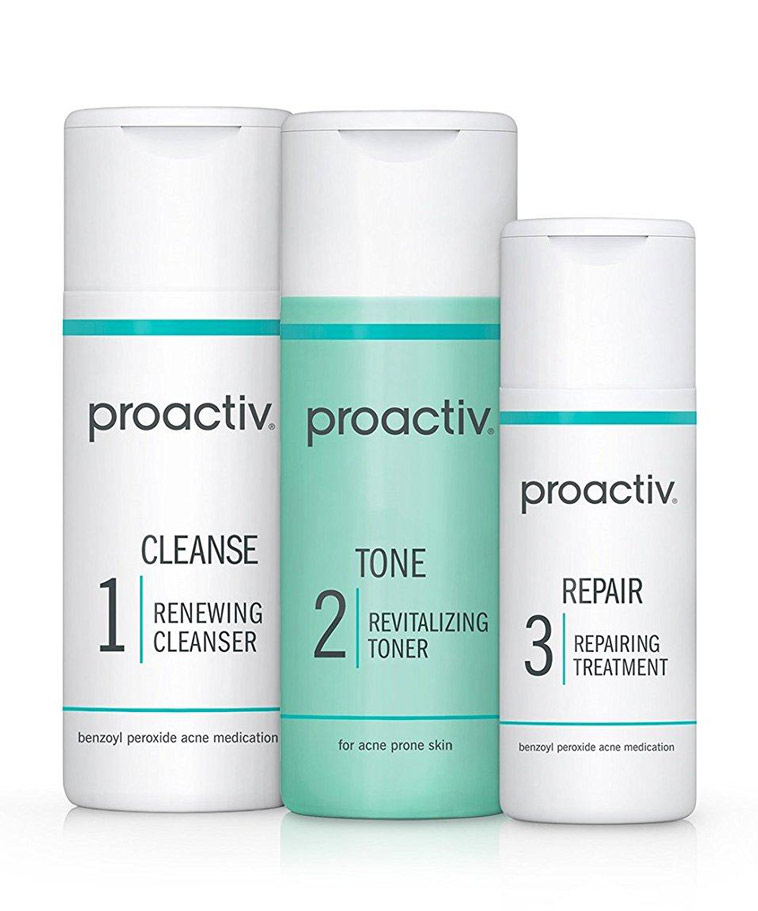 Proactiv review packaging