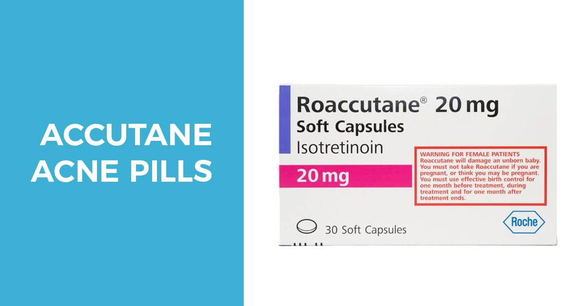 Review on accutane acne pills