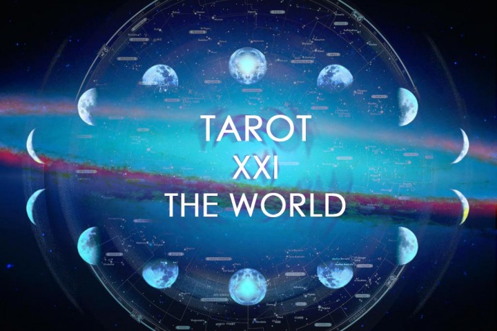 Tarot: The World Card