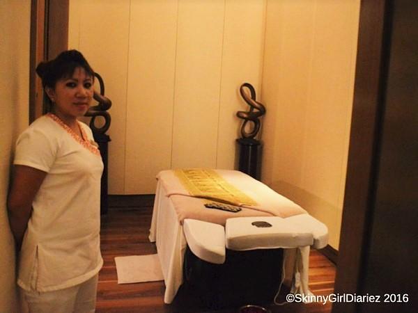 Therapy Suite @Shangri-La Bangalore