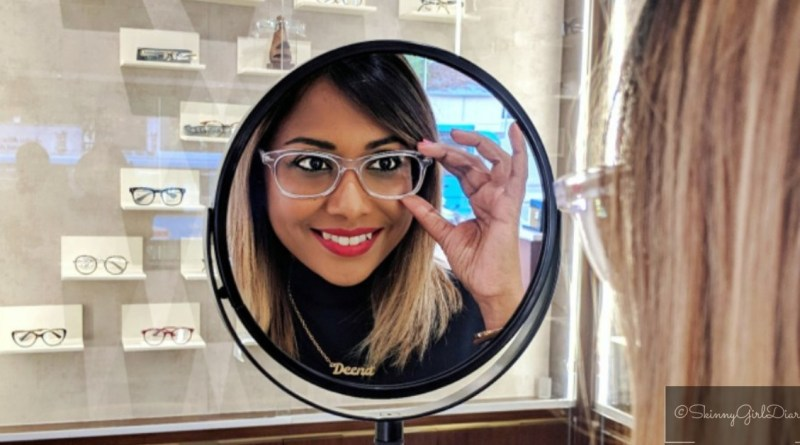 Clear Frame Glasses For the Win – 2019 Trend Alert