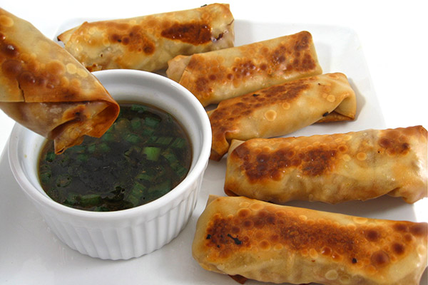 Panda Express Egg Rolls Made Skinny With Weight Watchers