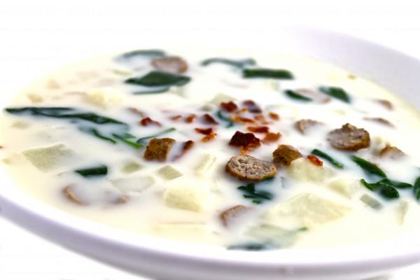 Olive garden toscana soup