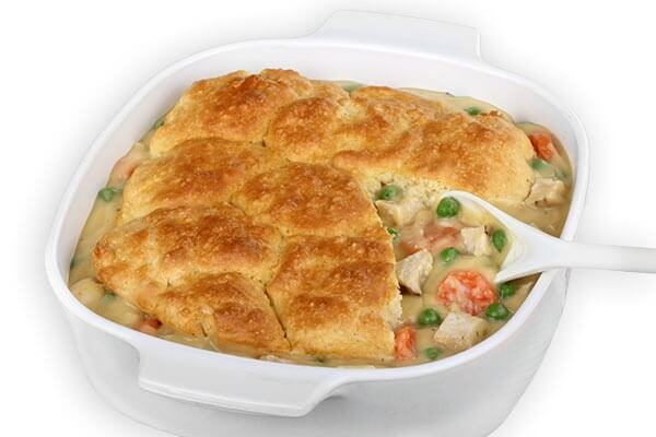 Chicken Pot Pie Skinny Fied With Weight Watchers Points Skinny