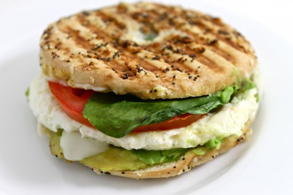 Panera bread power breakfast sandwich calories
