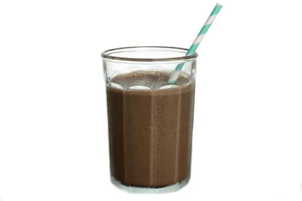 SK frozen hot chocolate