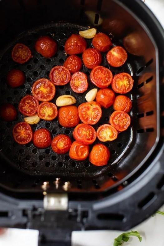 Burst Tomatoes