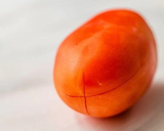 How to Peel Fresh Tomatoes