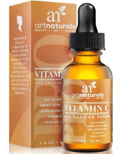 antioxidant serums for the skin