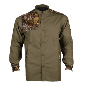Men's Classic SOLO Long Sleeve Hunting Shirt Front