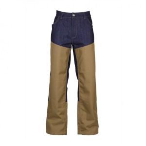 Men's Denim Hunting Trouser ULTIMAT Front