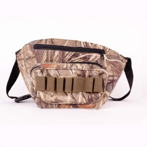 Water Repellent Fanny Pack Camouflage Hunting Gear Waist Belt Bag CORE I PRO Front