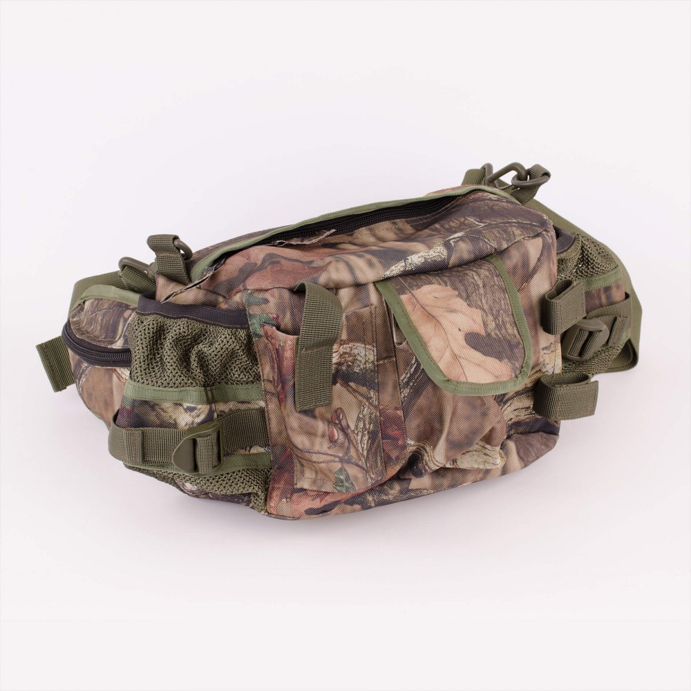 Water Repellent Fanny Pack Camouflage Hunting Gear Waist Belt Bag CORE IV M PRO Side