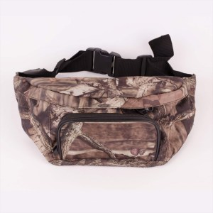 Water Repellent Fanny Pack Camouflage Hunting Gear Waist Belt Bag CORE IV Top Front