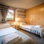 Chalet Grand Sapin Bedroom Frene