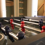 Chalet La Roche Table Football