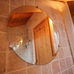 Chalet La Roche Shared Bathroom