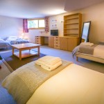 Chalet Grand Sapin Bedroom Orme