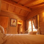 Chalet L'Isiere Bedroom L'Alpage