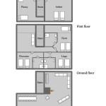 Chalet Atelier Floor plan