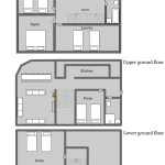 Grand Sapin Floor Plan