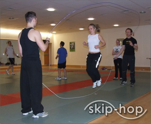 double dutch skipping rope adults