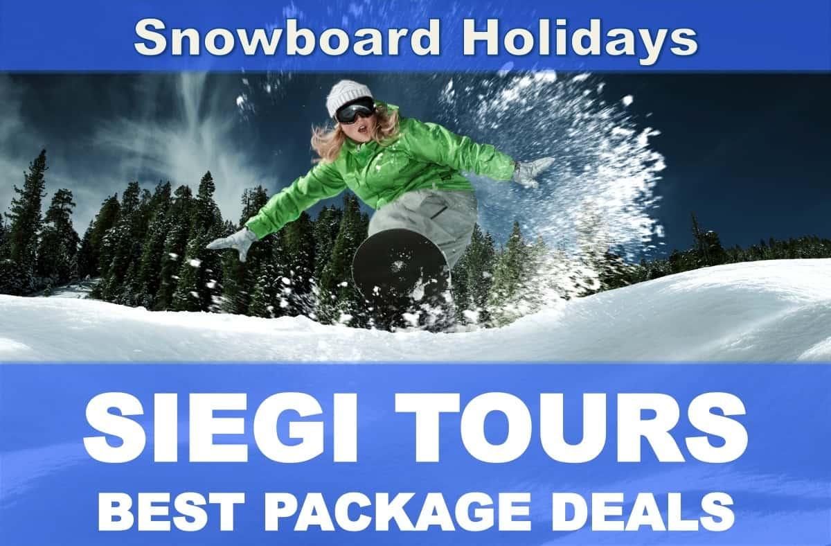 siegi tours snowboard holidays austria