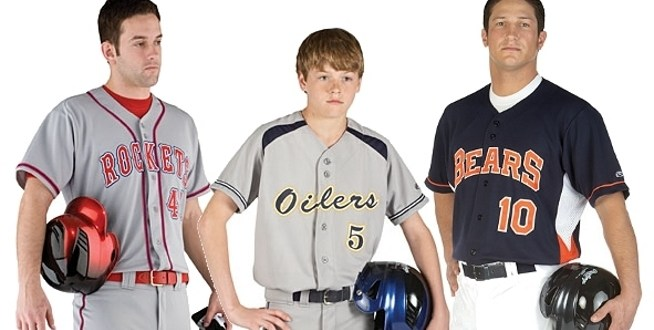 baseball player with different uniform 2