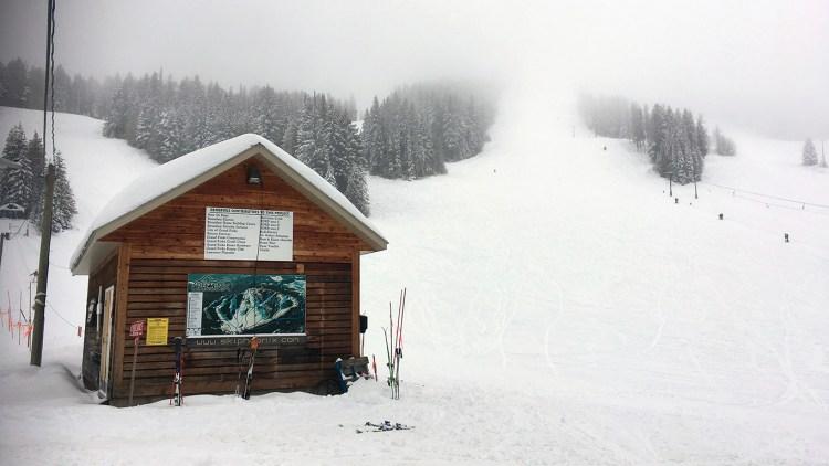 Phoenix Ski Area - December 2018