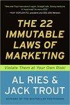 SkipMBA-22-Immutable-Laws-Of-Marketing-Al-Reis-Summary