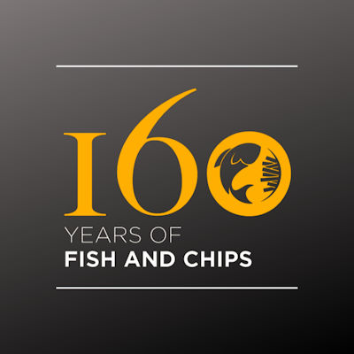 Let's celebrate 160 Years of Fish and Chips