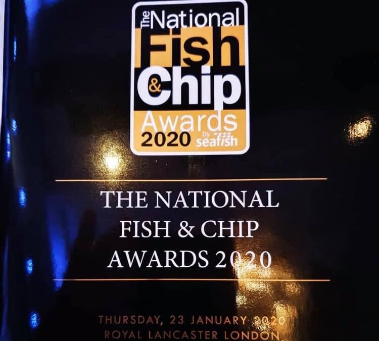 National Fish and Chip Awards 2020
