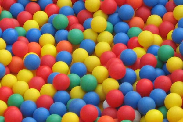 Ballenbad 4×4 (overdekt)
