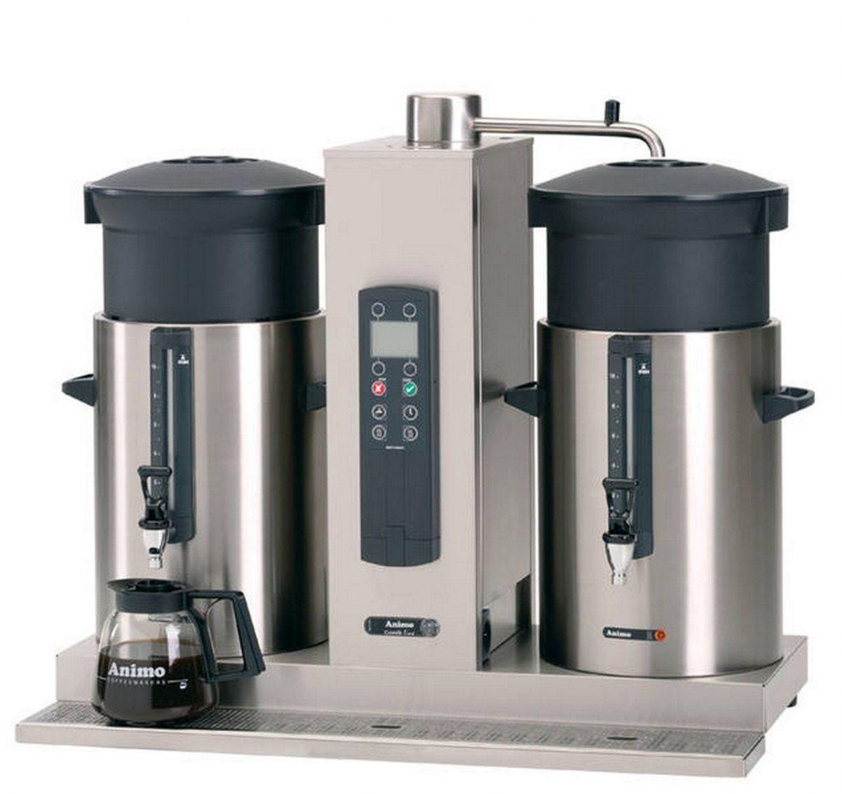 Koffiezetapparaat 2 x 10 L