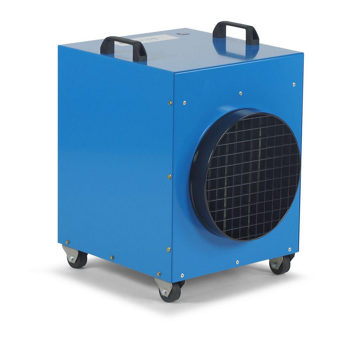 Elektrische heater 9-13.5-18 kW – 400 V