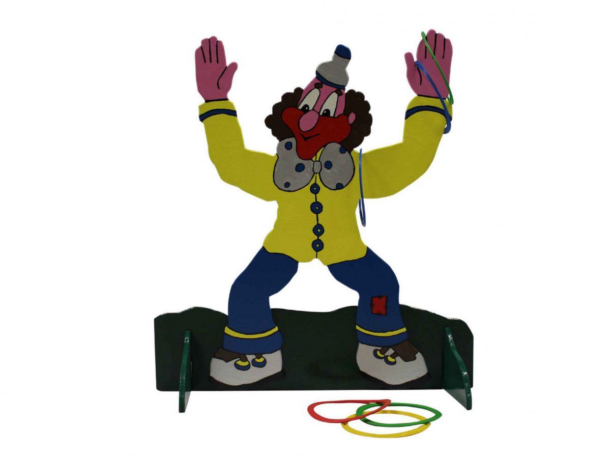 Ringwerpen clown