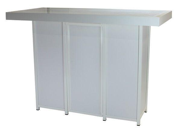 Desk kolom wit