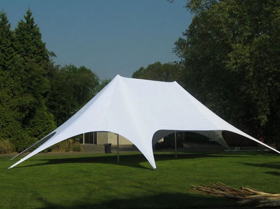 Starshade tent 22 meter