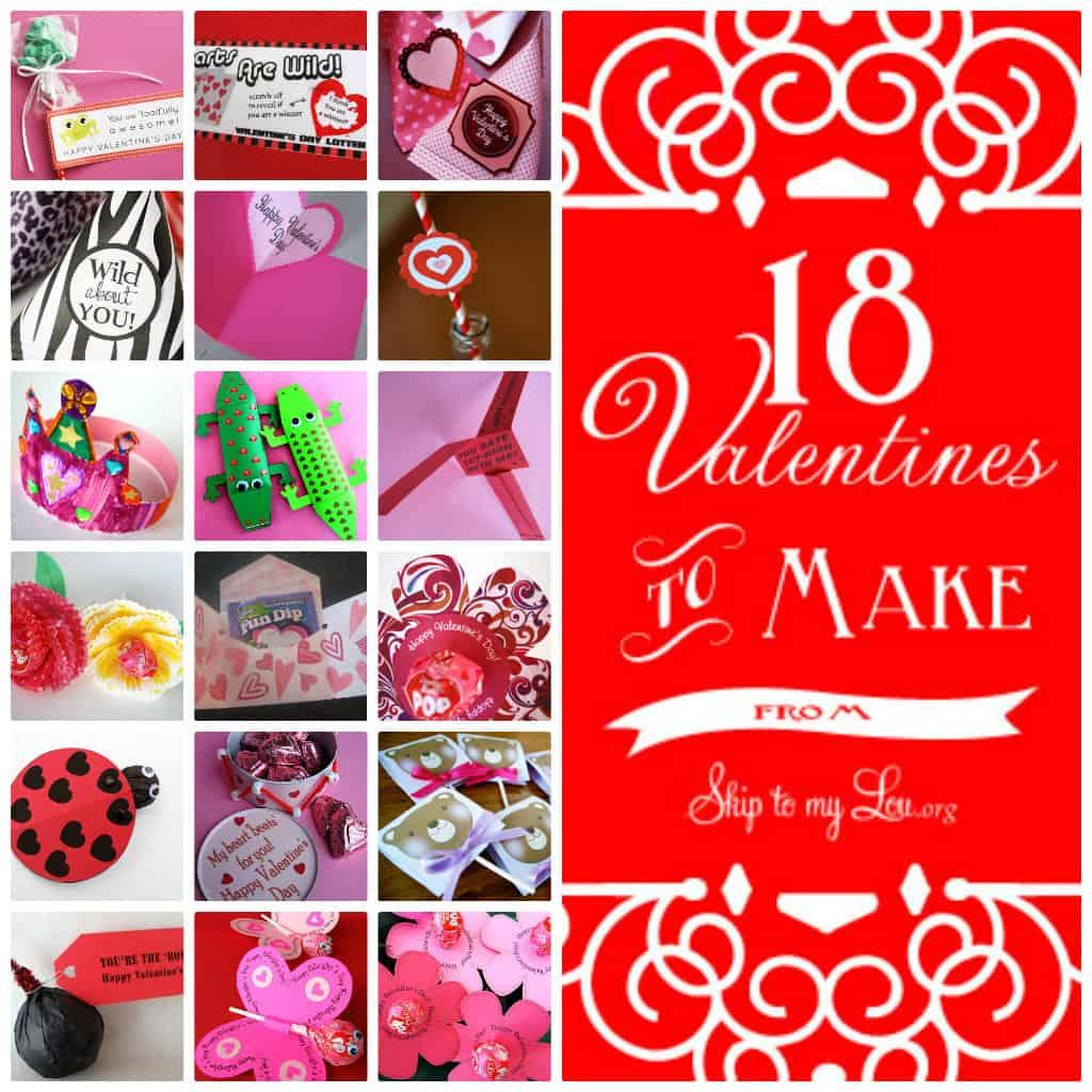 18 Valentines To Make