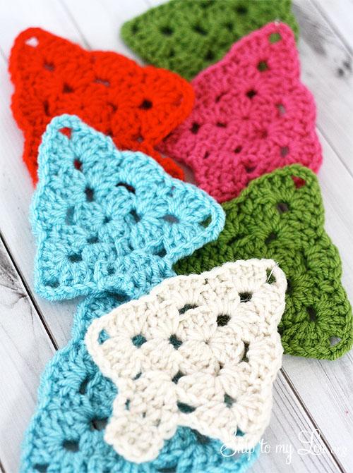 Ornaments Free Crochet Patterns Xmas
