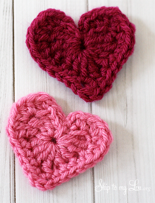 HAPPY Holidays: Handmade Gift Idea: Crochet Heart Coffee Cozy ...