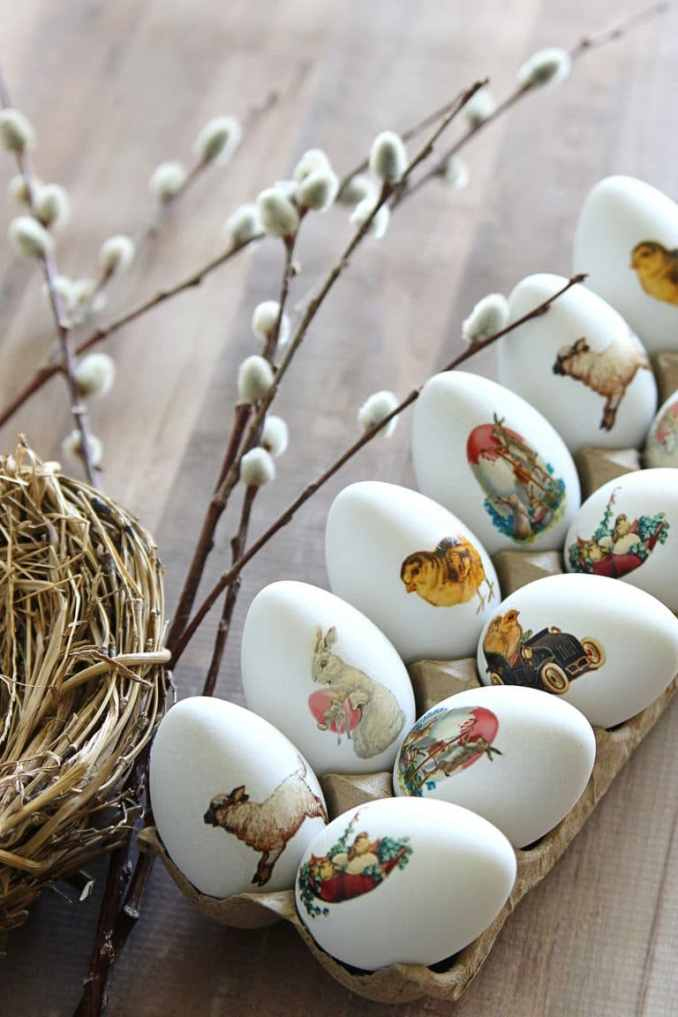 The MOST Creative Easter Egg Decorating Ideas | Skip To My Lou